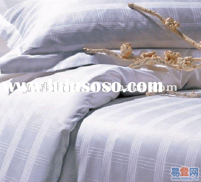 hotel bedding set hotel bed sheets duvet bedsheet towels and bed linen white hotel linen