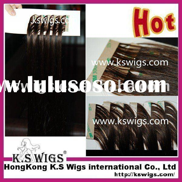 human hair glue in hair extension with affordbale price