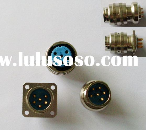 interchangeable Jaeger connector (electrical connector, connector socket)