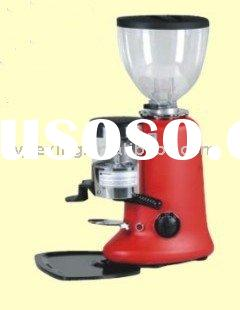 jiexing red color electrical coffee grinder for commercial