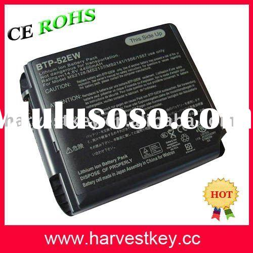 laptop battery for acer L51 laptop battery for acer BTP-52EW BTP52EW laptop battery