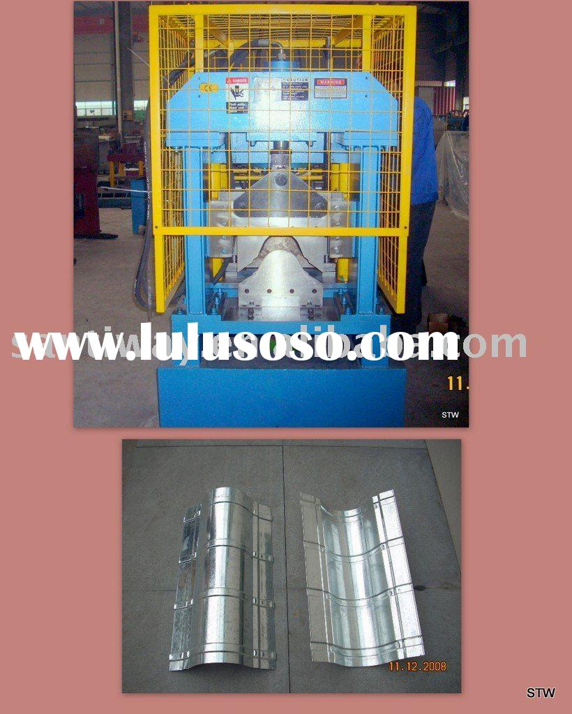 light structure used ridge cap roll forming machine