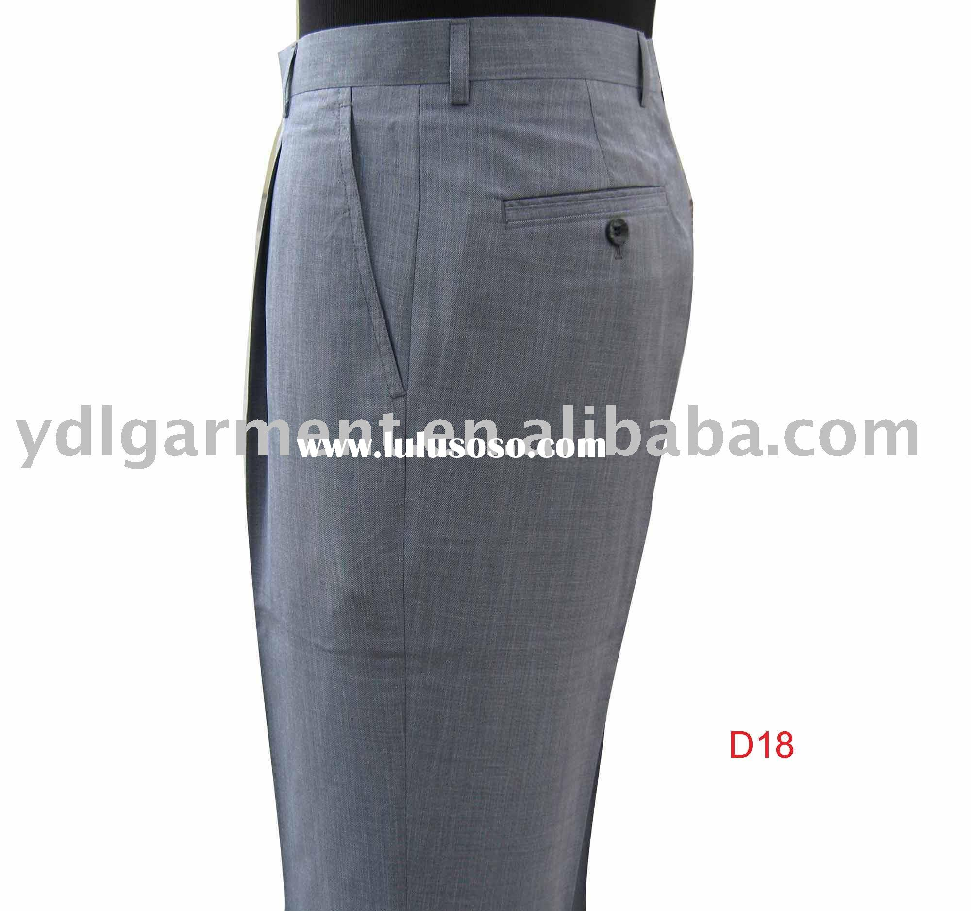 Are Pleated Dress Pants In Style