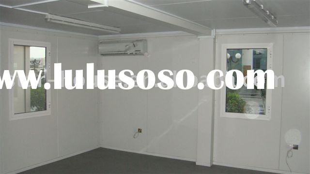 movable house / prefab house / container house / flat pack container