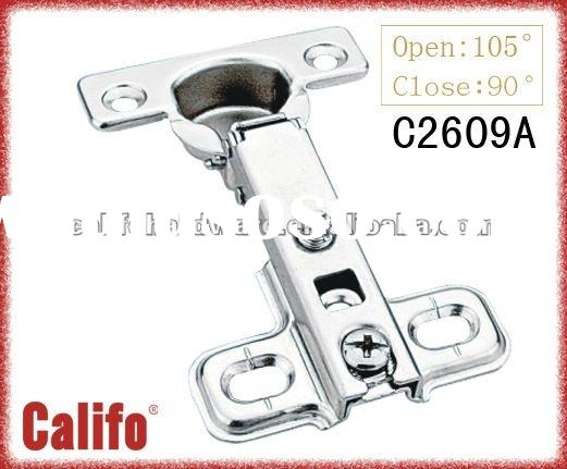 one way standard concealed hinge for kitchen cabinet door C2609