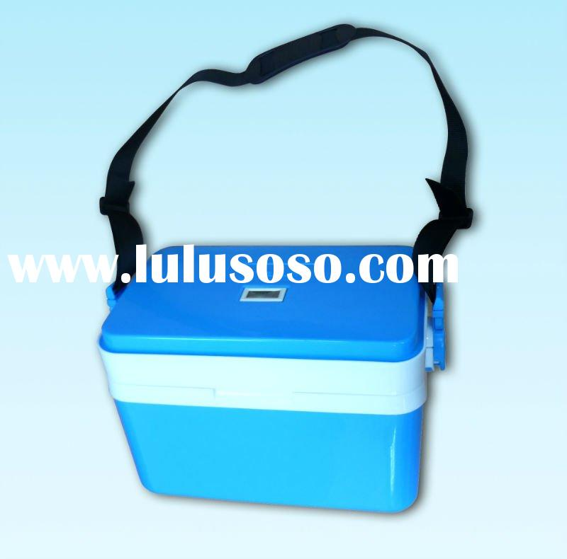 portable cooler bags,food freezer,cooler box with coller jel
