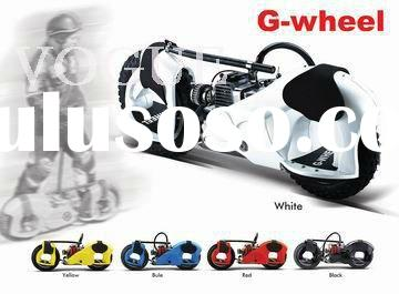 powerful 49cc wheel scooter, gas man with SGS-CSTC Standards