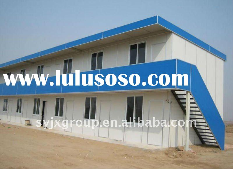 prefab house with low price