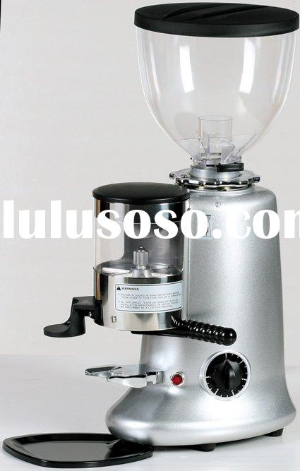 professional aluminum espresso coffee bean grinder for commercial (JX-600)