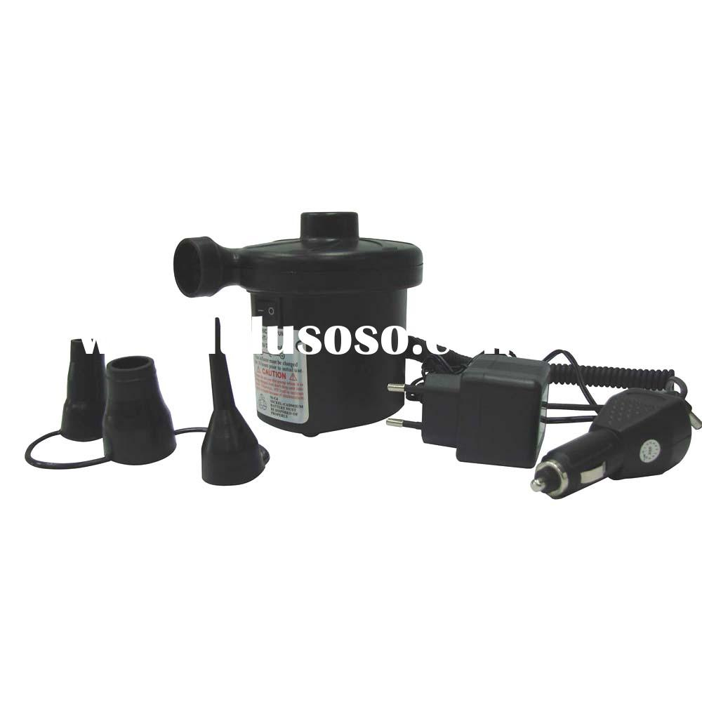 rechargeable electric air pump/inflator