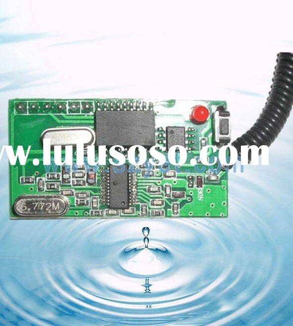 rf remote control receiver circuit module YET3400