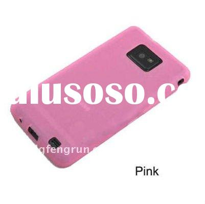 silicone cover for samsung i9100 galaxy S2