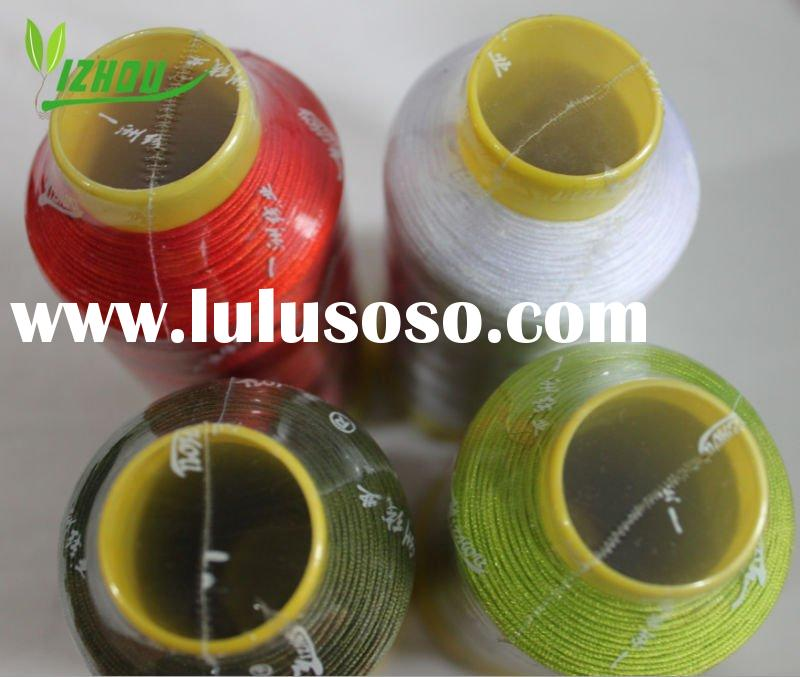silk thread polyester embroidery thread embroidery thread