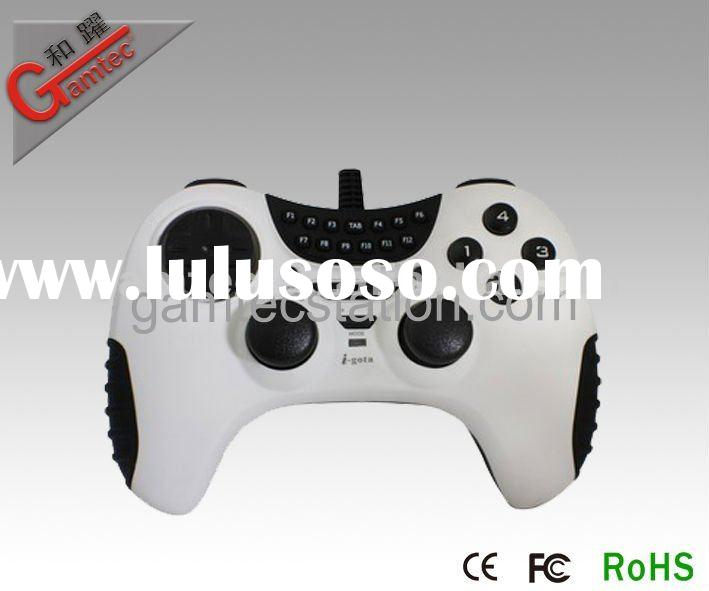 vibration game controller for PS2/PS3/PC