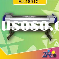 vinyl sticker Printing Machine for sale EJ-1801C (high resolution, Epson Dx5 head,with software)