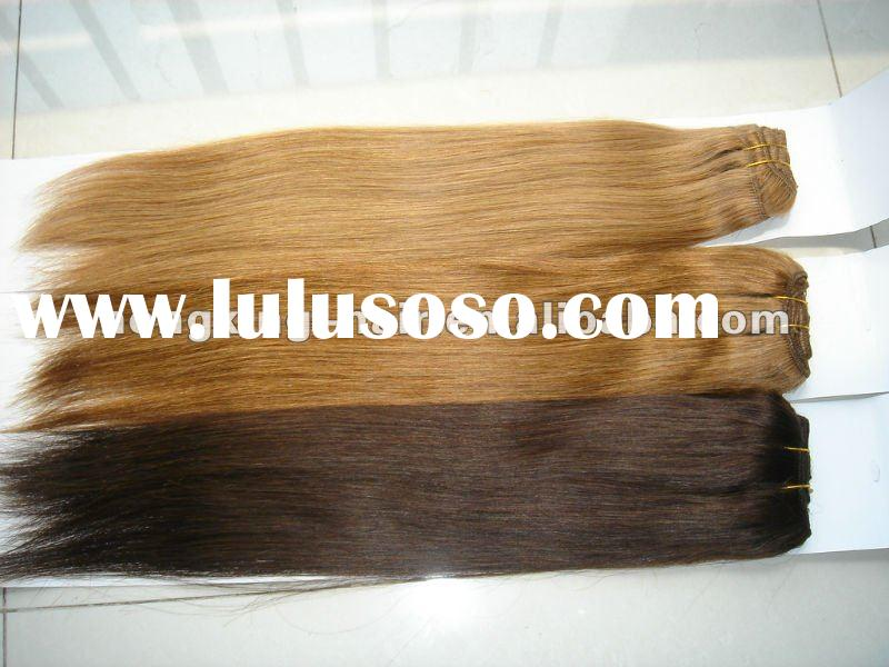 100% Indian Remy Hair Clip Ins Hair Extensions