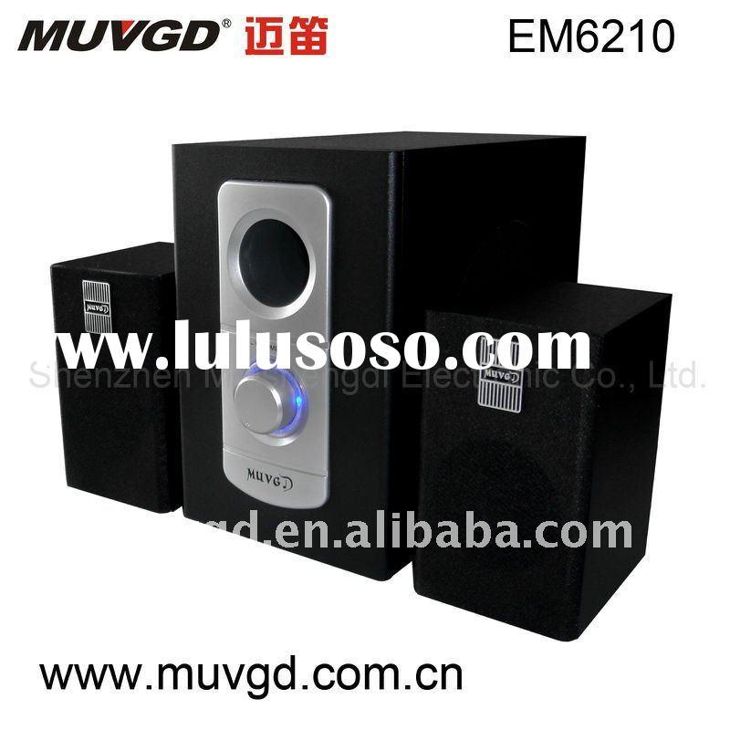 2.1 Channel Hi-Fi Active Multimedia Computer Speaker System