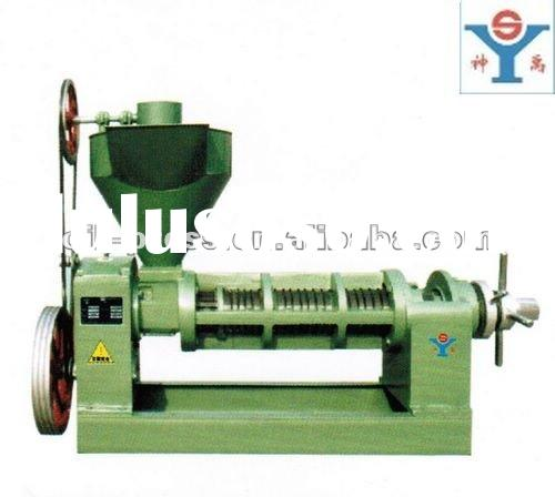 6YL-125 palm kernel oil expeller