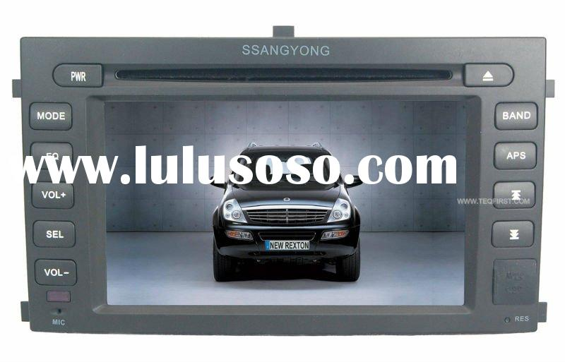 "7"" Car GPS DVD Player For SSANGYONG Rexton Car Navigation Radio iPod For SSANGYONG Rexton Car D"