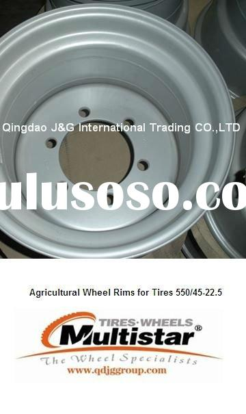Agricultural Wheel Rims for tires 550/45-22.5