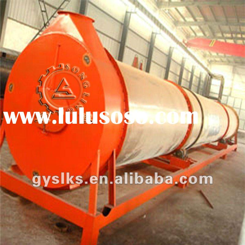 Bauxite rotary kiln dryer for sale