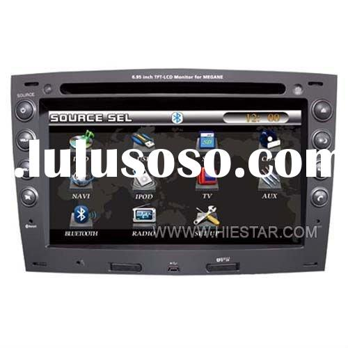 Car DVD GPS System For RENAULT MEGANE II / III 03,04,05,06,07,08,09 Renault Megane Car DVD with GPS