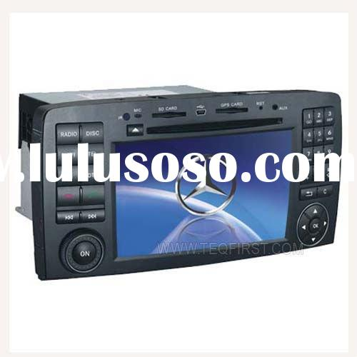 Car DVD Player With GPS Navigation For MERCEDES BENZ C-CLASS/CLK/CLC-CLASS Car GPS System