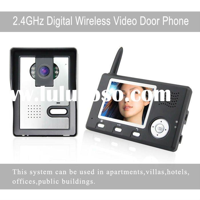 Commax Digital Video Intercom Door Phone with remote control