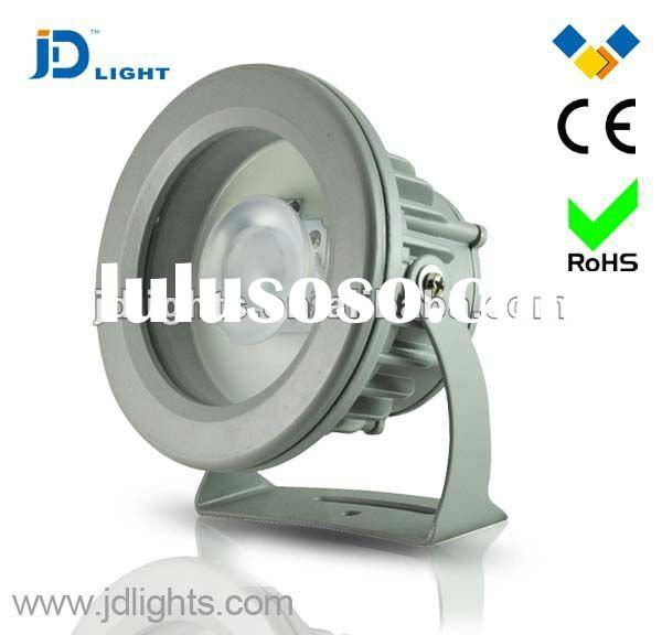 DMX512 Control COB RGB 10W high power led floodlight IR Remote control
