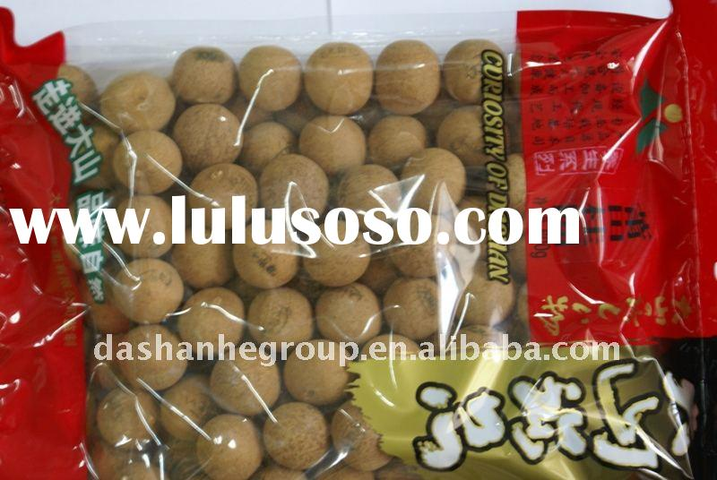 Dried Longan and longan pulp, chinese food products