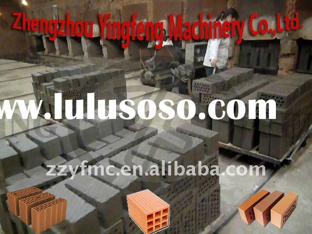 Export!!!Clay brick hoffman kiln (Clay brick making line)!!!
