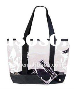 Hot best selling PVC handle bag for promotion