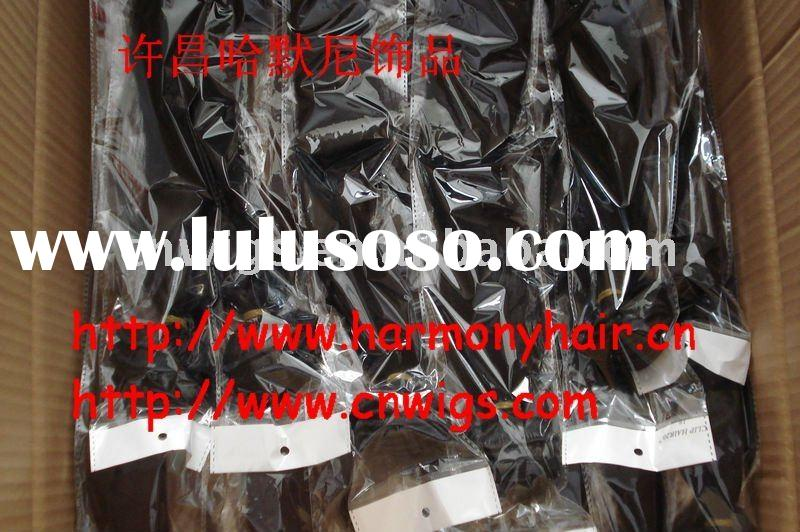 Hot sales, Professional clip in hair extension for black women
