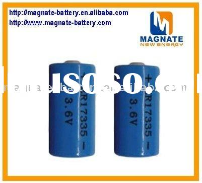 LS 17330 Lithium thionyl chloride battery cells