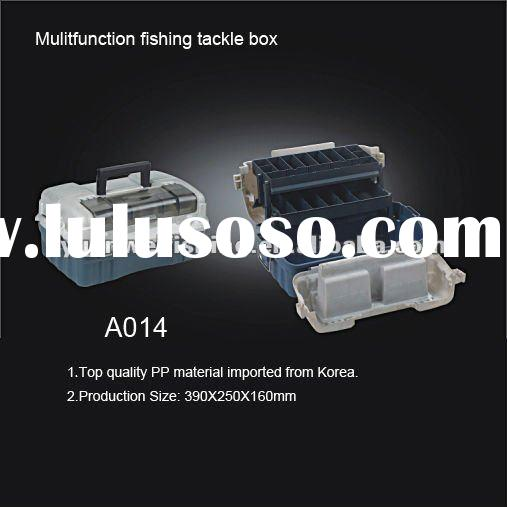 Mulitfunction Fishing Tackle boxes Fishing Tackle box Fising A014
