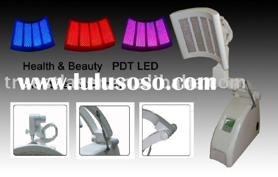 PDT Photodynamic Therapy LED PDT bio light therapy acne treatment Beauty Pigmentation Equipment