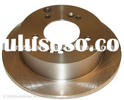 Zinic Plating Brake Disc Rotor