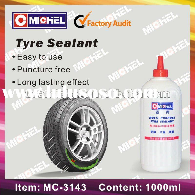 [MICHEL Brand 1000ml Liquid Tire Sealant, Tire Repair Gel, Tire Fix Sealant, Car Care Products