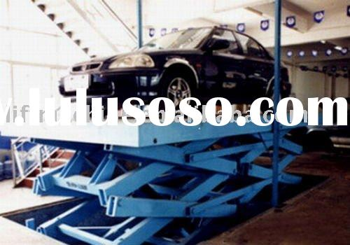 hydraulic car parking lift car of 3000kgs