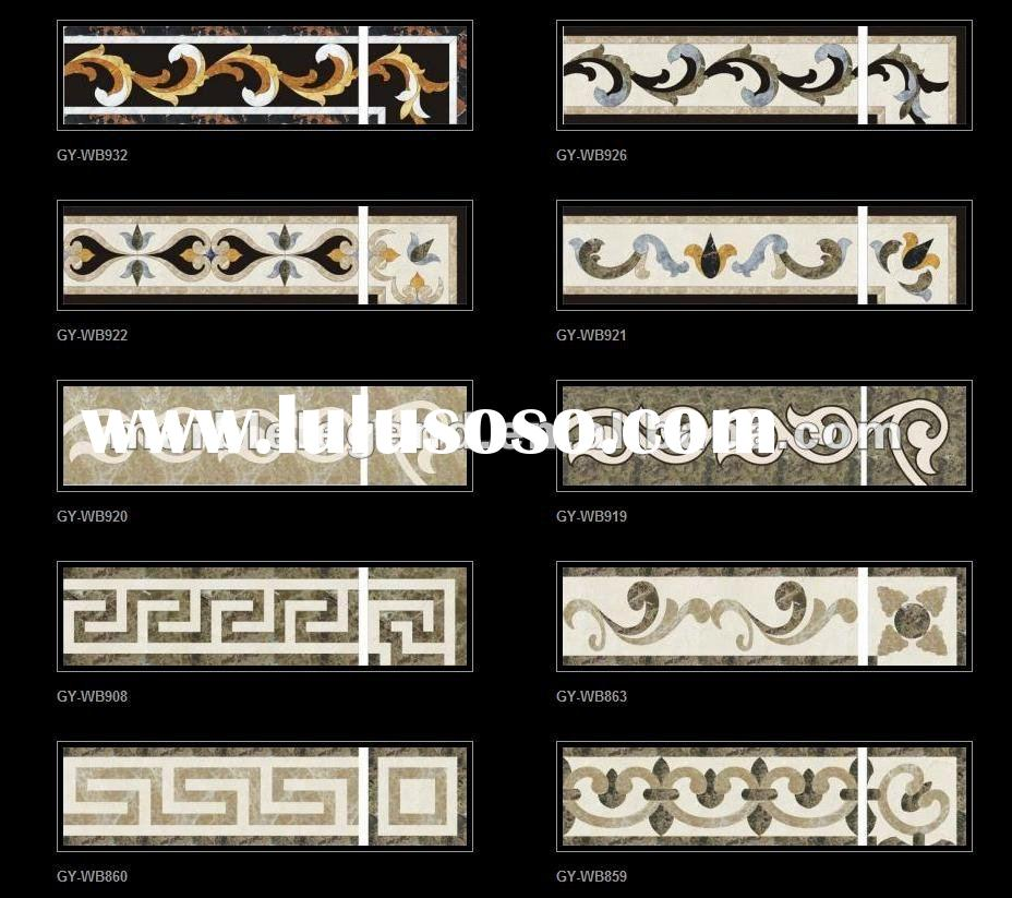 Marble Inlay Borders : Marble inlay border manufacturers in