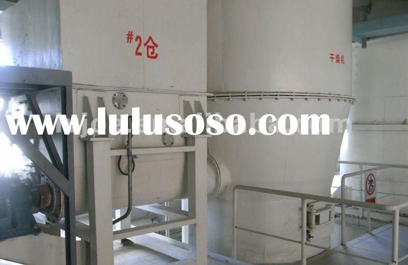 stable physical property gypsum powder production line