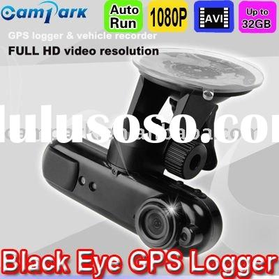 1080P HD Car Black Box GPS