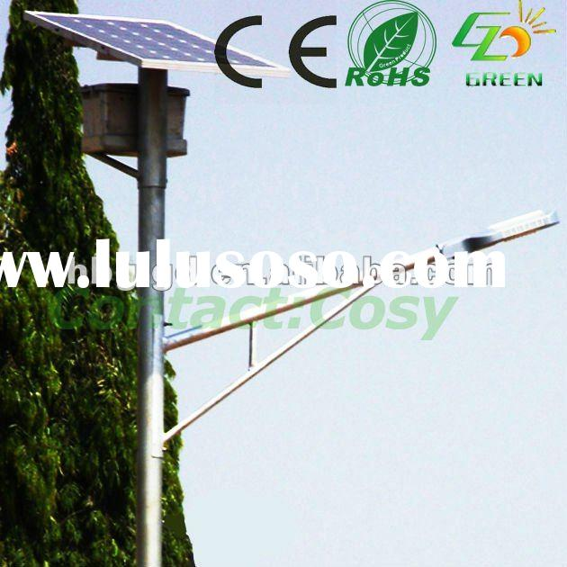 12V 30W prices of solar street lights automatic light control+timer