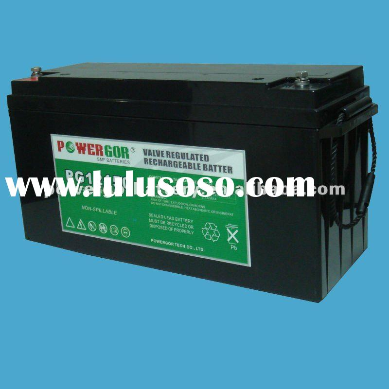 12V 9ah DB12-9 deep cycle/ sealed lead acid battery