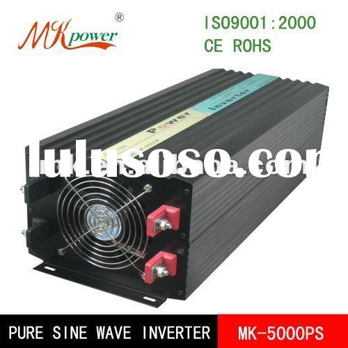 12v dc/ac inverter pure sine wave power inverter 5000W