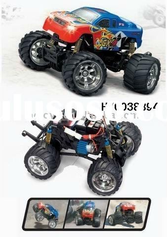 1 20 scale electric powered monster truck RC scale truck HY0038894