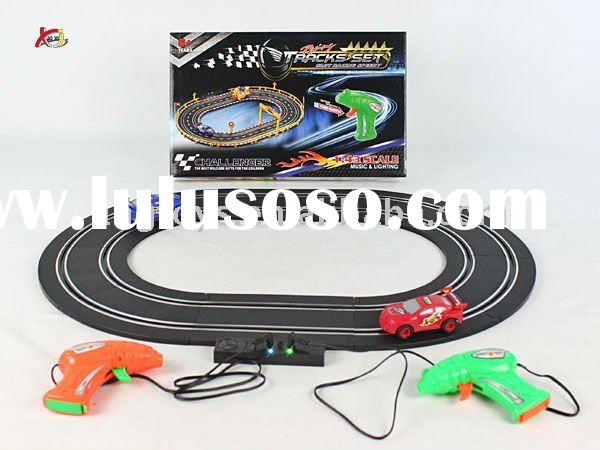 1:43 Scale Plastic Electric Toy Race Track Novelty Toy