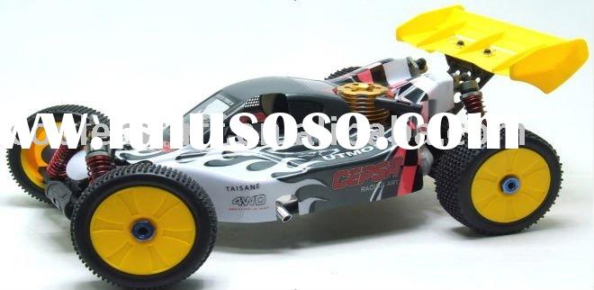 1:8 GAS POWER 4WD F1 RC GAS CAR