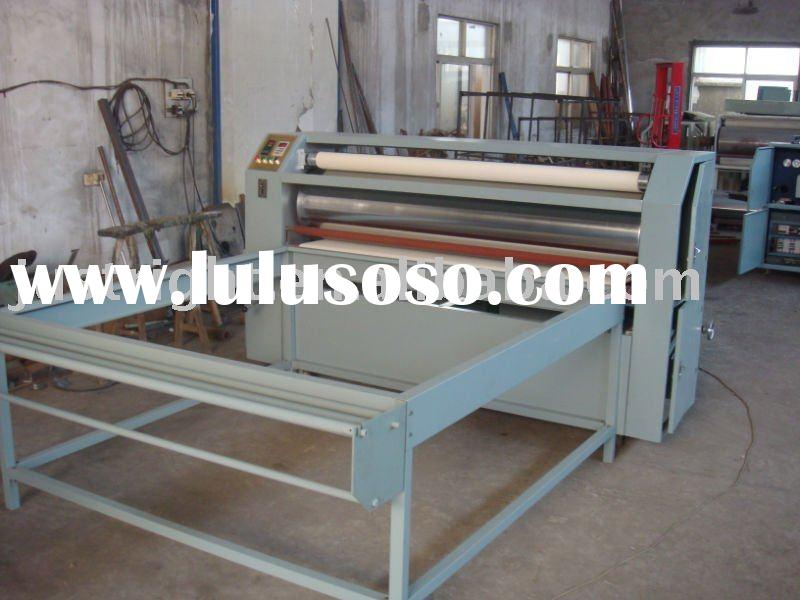 1.8m CE certificate roller large format sublimation hot press transfer machine for t-shirt