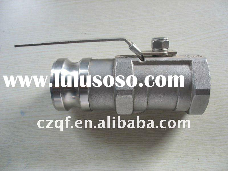 1pc,2pc,3pc stainless steel ball valve dn50